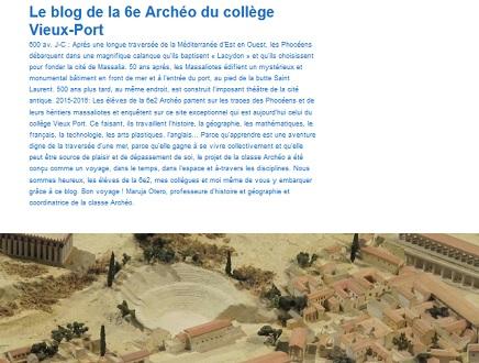 Aix marseille services ducatifs et ressources documentaires ducation artistique et - College vieux port marseille ...