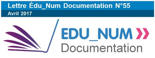 La Lettre Édu_Num Documentation N°55