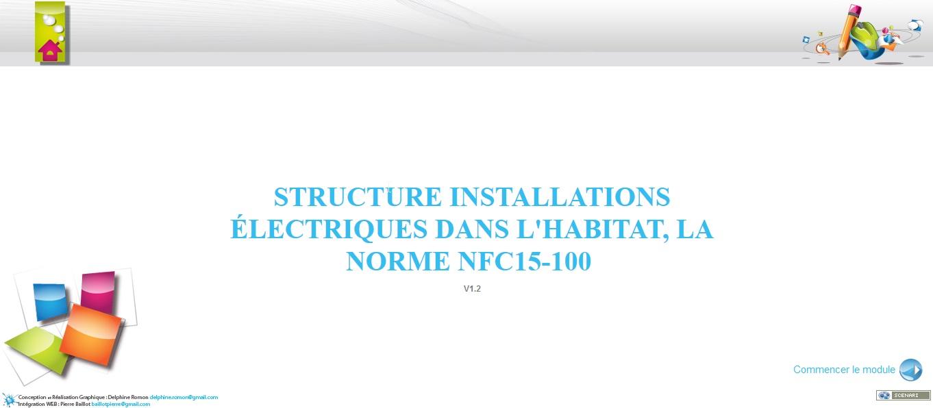 Aix marseille d couverte et fonctionnalit des syst mes g nie lectrique - Norme electrique nfc 15 100 ...