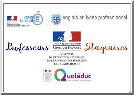 Aix Marseille Devenir Enseignant En Langues En L P Anglais En